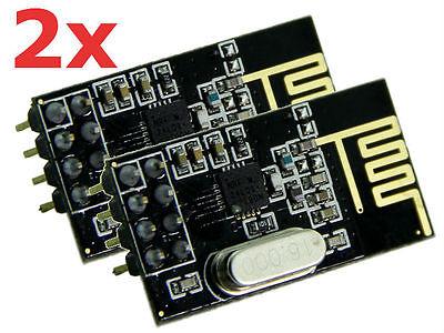itm  x Wifi Sans fil Module Fil NRFL Arduino GHz NANO UNO R MEGA